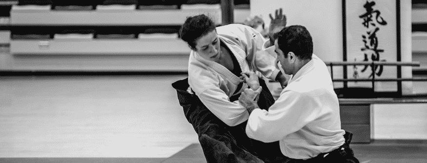 Aikido à mains nues